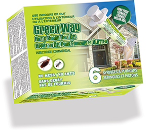 Green Way Ant & Roach Bait Gel