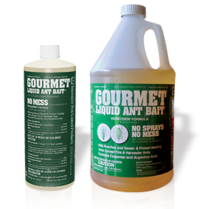 Gourmet Liquid Ant Bait (qt. and gal.)